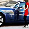 Jazda samochodem na wysokich obcasach – kampania firmy ubezpieczeniowej w serwisie Pinterest
