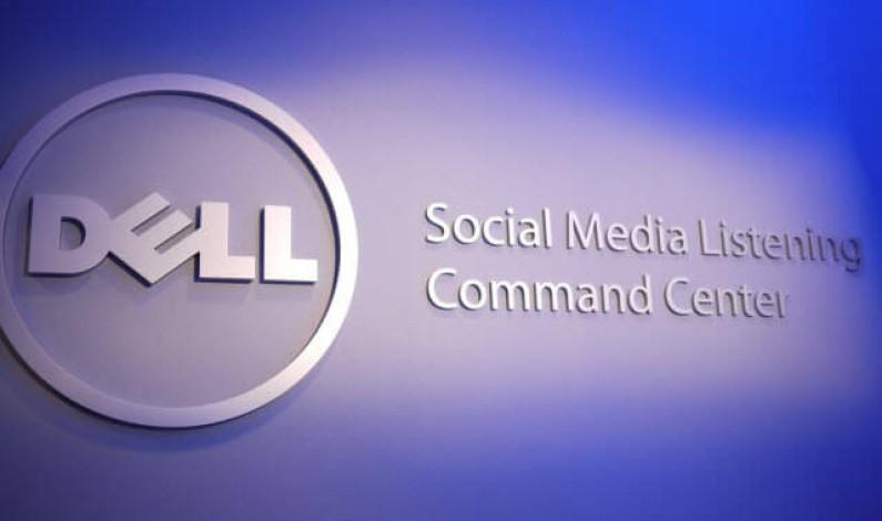 Dell będzie podsłuchiwał social media