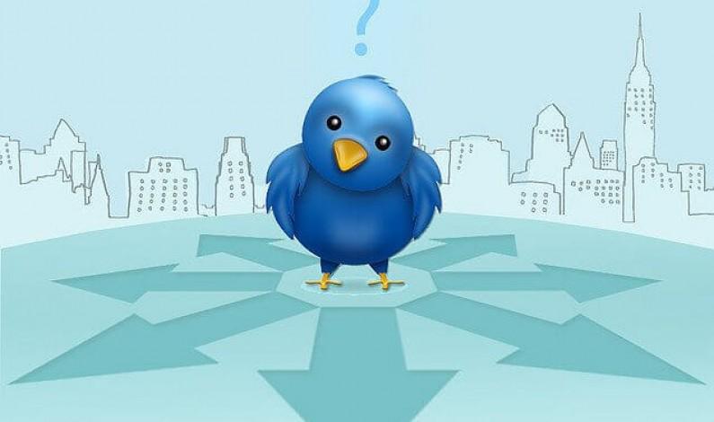 Duże firmy nie potrafią korzystać z Twittera