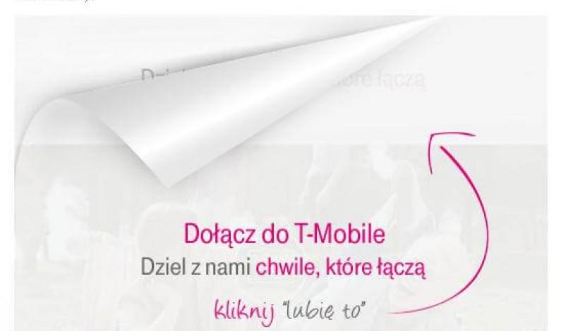 T-Mobile angażuje polskich internautów