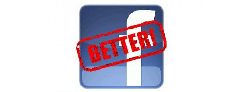 Ulepsz Facebooka z wtyczką Better Facebook