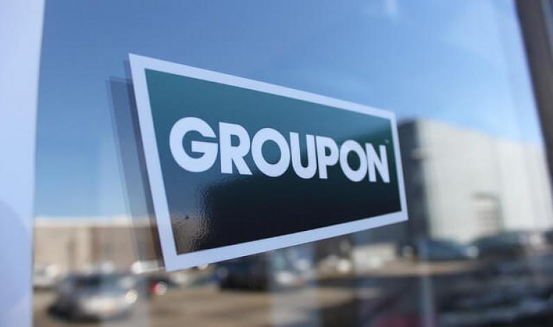 Groupon znowu dołuje. Kolejne rozczarowujące sprawozdanie finansowe