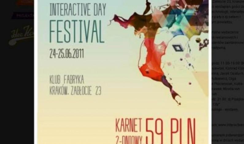 Interactive Day Festival już za trzy dni
