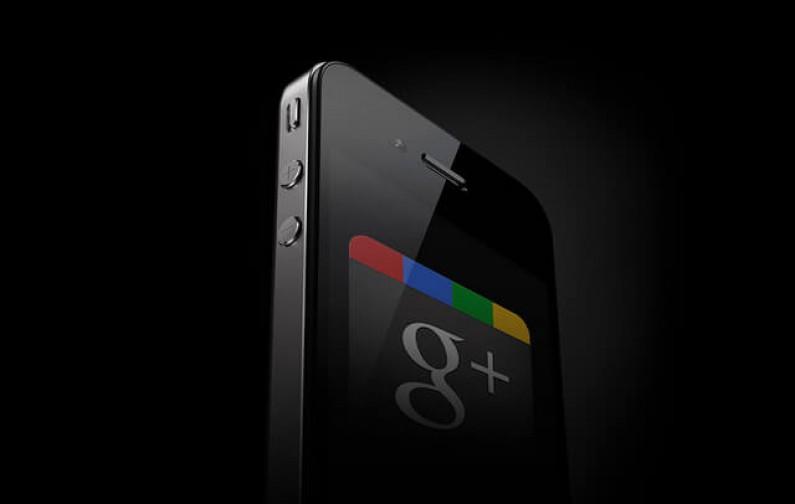 Google+ już dostępny na  iPhone'a