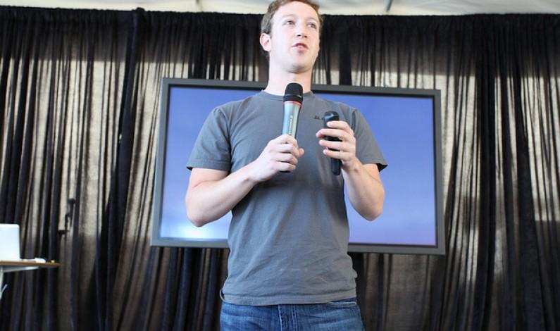 Zuckerberg: Kupowanie przez Facebooka to przyszłość