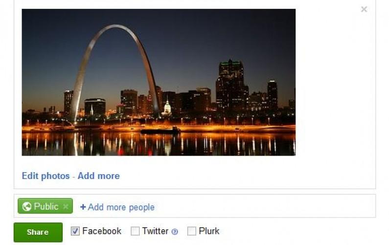 Można wysyłać wiadomości z Google+ bezpośrednio na Facebooka