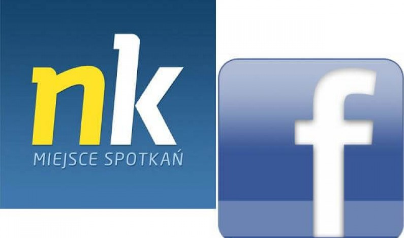 Megapanel: NK minimalnie przed Facebookiem