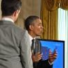 Obama nakłania Republikanów do współpracy poprzez Twittera