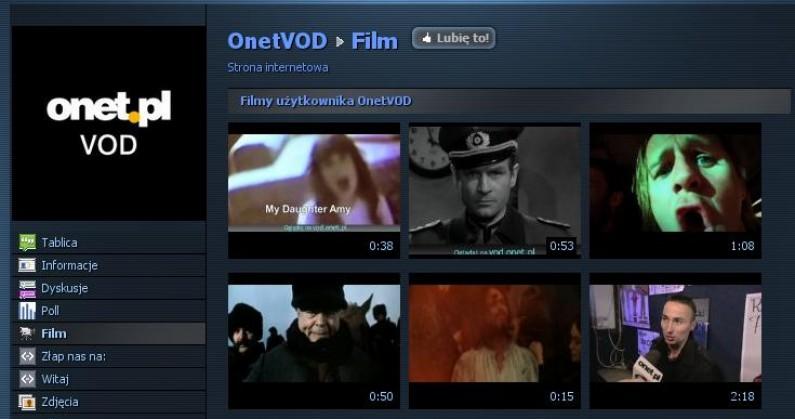 Onet liderem na rynku VOD, jednak to serwisy z nielegalnym wideo mają aktywniejszych użytkowników