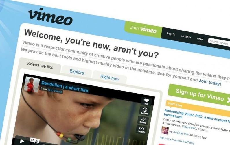 Vimeo umożliwia twórcom zarabianie na filmach