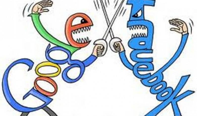 Google i Facebook nadal najchętniej odwiedzanymi stronami w USA