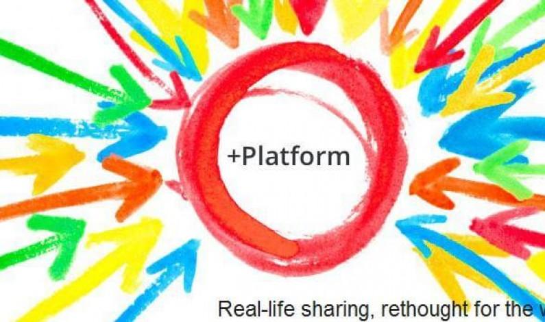 Google+ startuje z własnym API