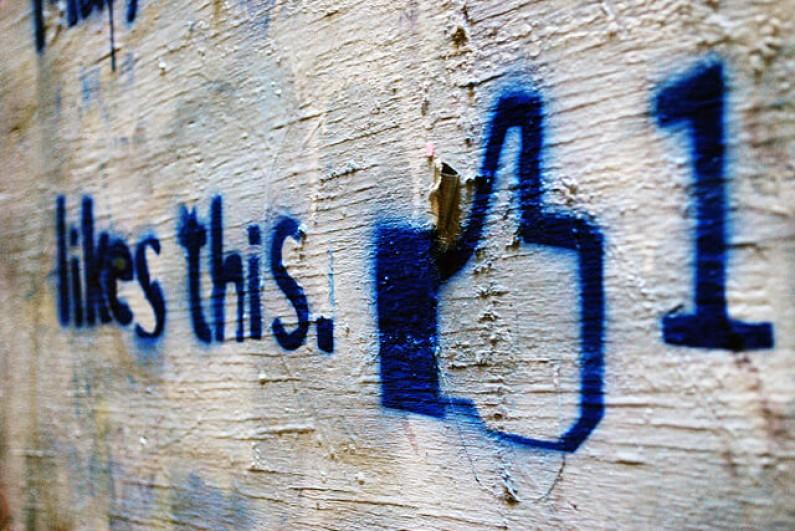 Facebookowi fani wybredni w doborze ulubionych marek