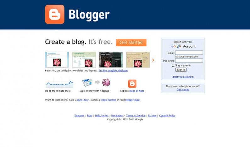 Integracja Bloggera z Google+