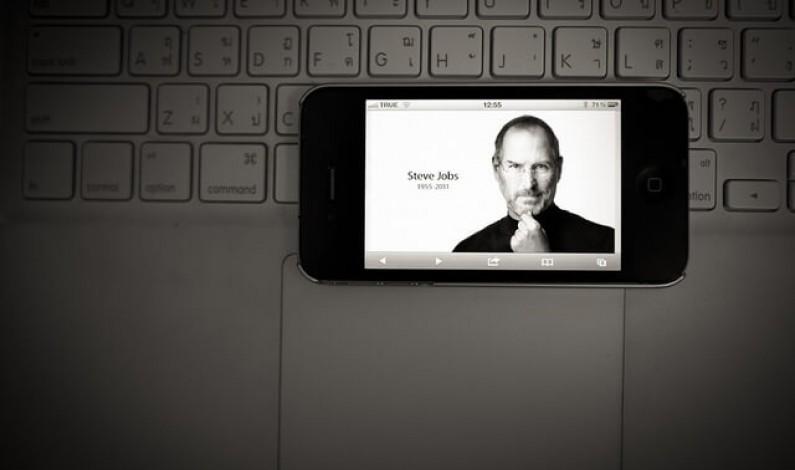 Steve Jobs żyje w sieci