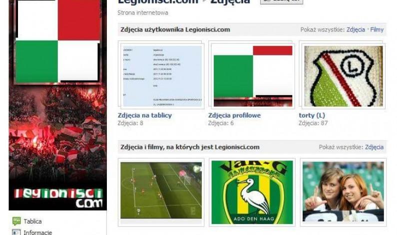 Legia wygrywa proces z fanami. Wielka przeprowadzka kibiców na nowy fan page