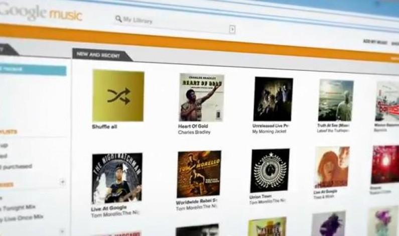 Gigant nie zwalnia tempa – rusza Google Music