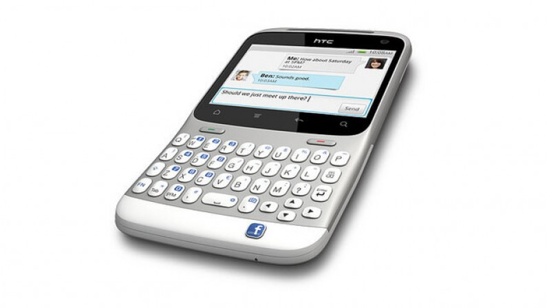 Facebook będzie miał swojego smartfona?
