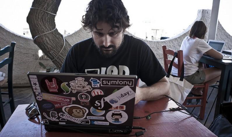 Blogerzy nie zarabiają na swojej twórczości