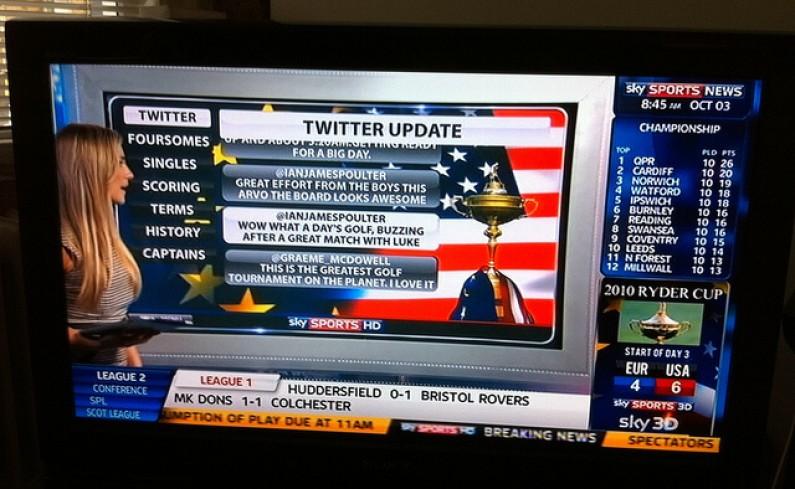 W mediach najwięcej mówiło się o Twitterze