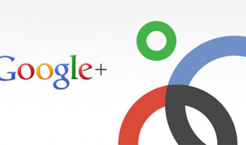 Google+: fasada czy serwis społecznościowy?