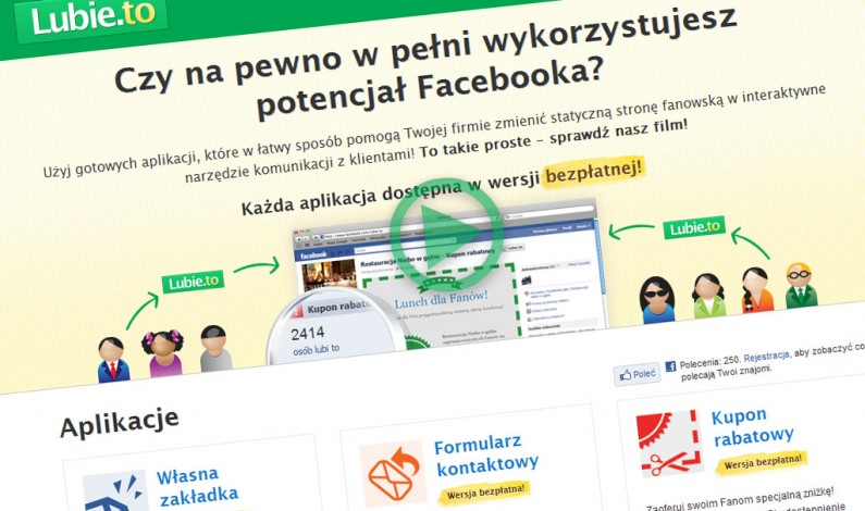 Socializer kupuje Lubie.to