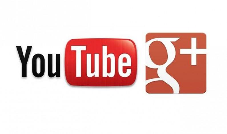 Google+ jeszcze mocniej zintegrowany z YouTube