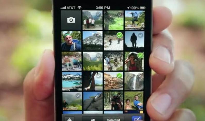 Facebook Camera przyspieszy udostępnianie zdjęć ze smartfonów