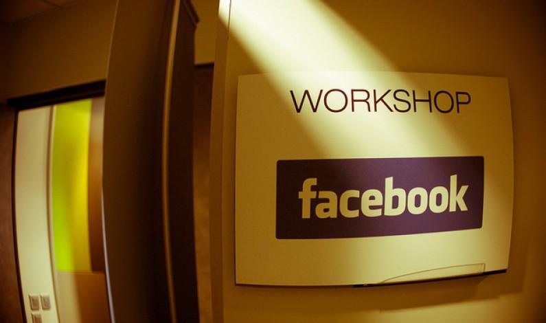 Facebook otwiera sklep z aplikacjami