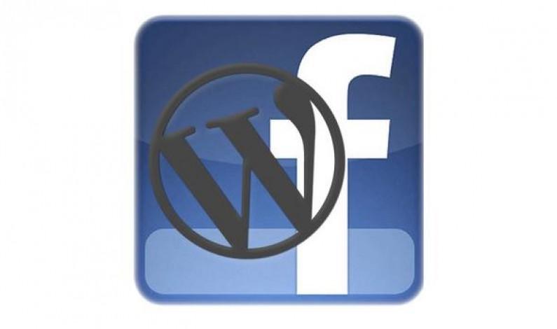 WordPress oficjalnie zintegrowany z Facebookiem