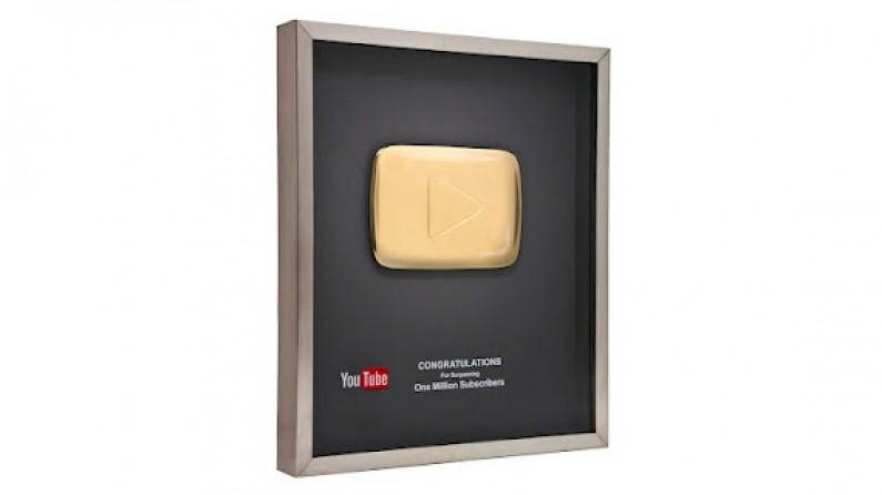 YouTube nagrodził właścicieli najpopularniejszych kanałów