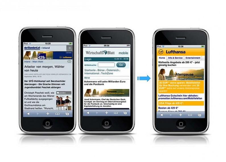 Rynek reklamy mobilnej zdominowany przez Google