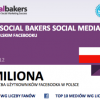 Największe i najbardziej angażujące fan page'e w Polsce w sierpniu 2012