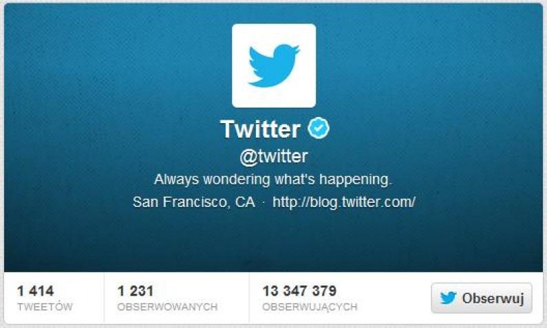 Twitter upodabnia się do Timeline