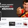 Fani poprowadzą profil Sport.pl na Facebooku