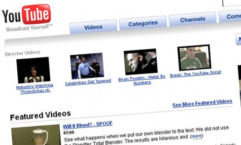 Na YouTube szukamy teledysków, kabaretów i trailerów filmowych