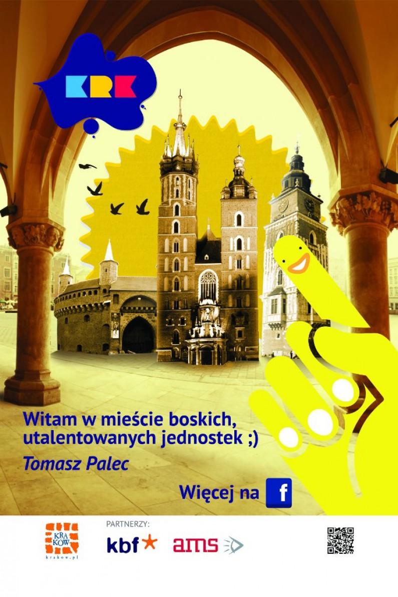 Tomasz Palec wybrał Kraków