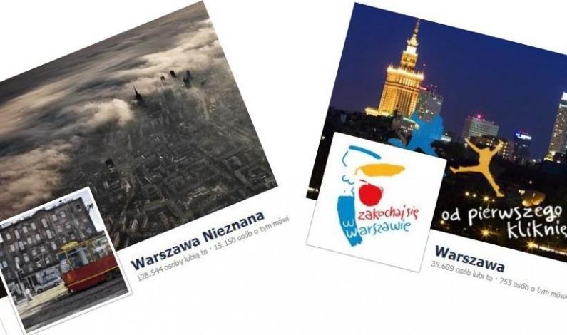 Polskie miasta w social media: nieoficjalne profile popularniejsze