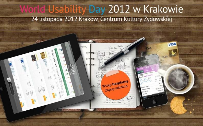 Światowy Dzień Użyteczności w Krakowie