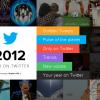 Twitter, Google i Facebook podsumowują rok 2012