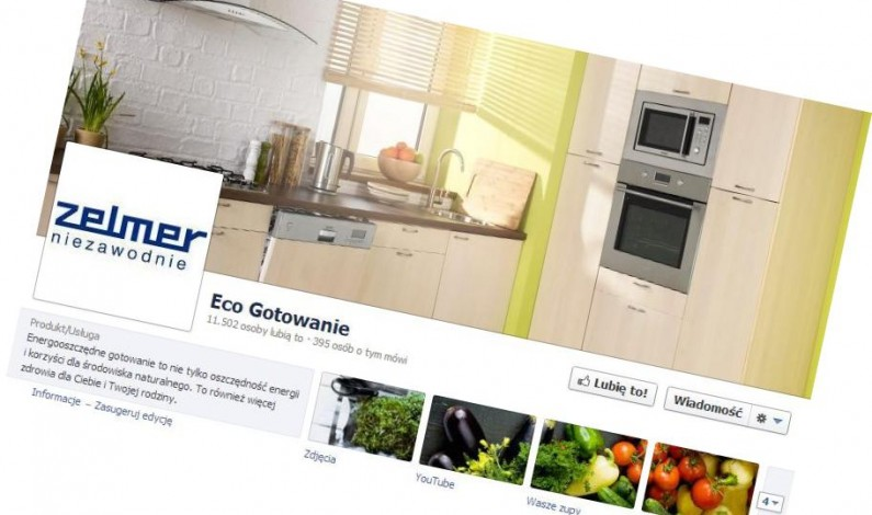 Eco Gotowanie najbardziej angażującym fan page w lutym
