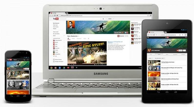 Kanały YouTube z nowym wyglądem