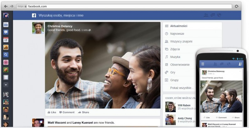 Nowy News Feed na Facebooku. Co na to marketerzy?