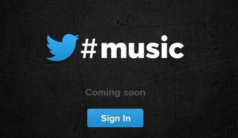 Słuchaj muzyki z Twitterem – nowa aplikacja w drodze