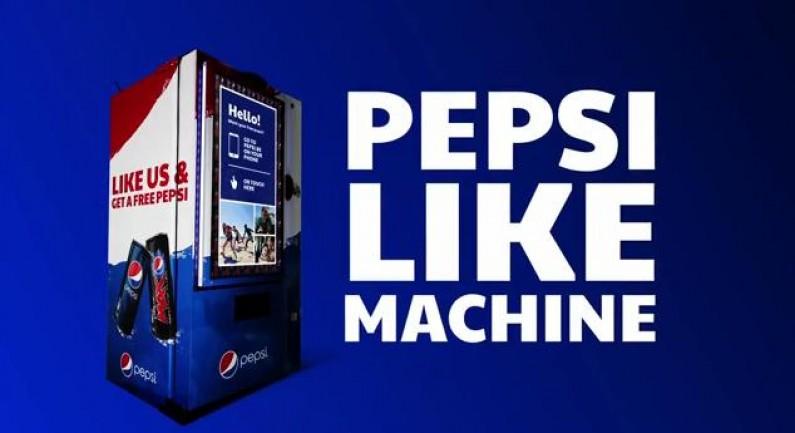 """Chcesz darmową puszkę Pepsi? Wystarczy kliknąć """"Lubię to!"""" na Facebooku"""