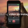 Facebook odkrył karty – wprowadza funkcję wideo na Instagramie
