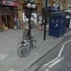 Google świętuje 50. rocznicę serialu Doctor Who. TARDIS pojawił się na ulicach Londynu
