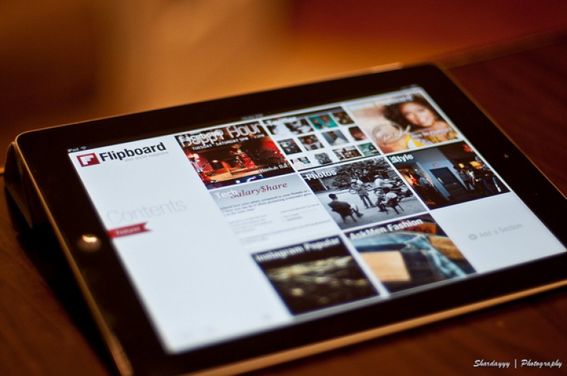 Flipboard: to się czyta!