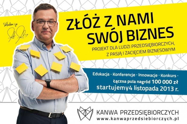 """""""Kanwa Przedsiębiorczych"""", czyli złóż swój biznes"""