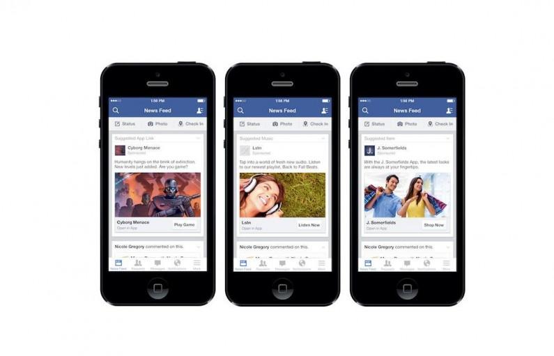 Reklamy mobilne mają zwiększyć częstotliwość korzystania z aplikacji na Facebooku